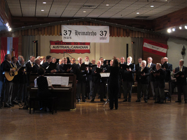 German-Canadian Male Chorus
